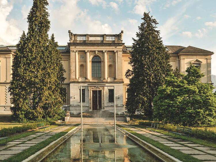 Visiter le Musée des beaux-arts de la ville