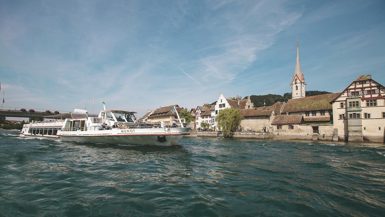 Schaffhausen, Schiff Munot