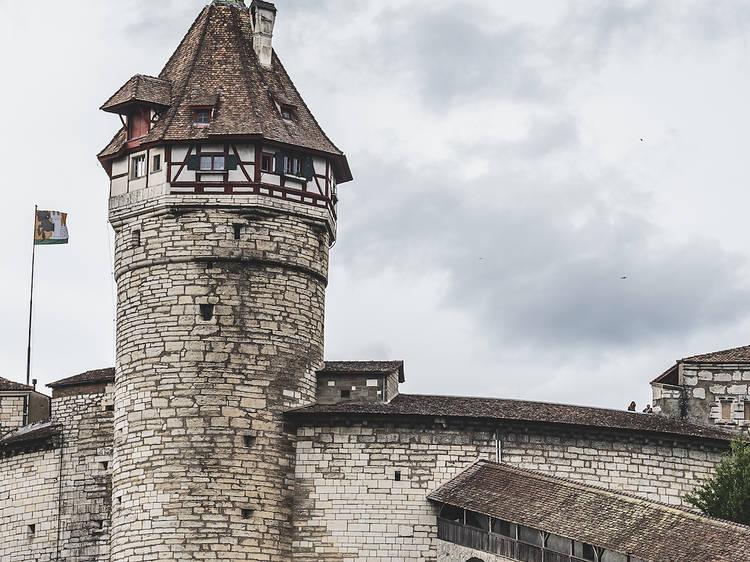 Découvrir la forteresse du Munot