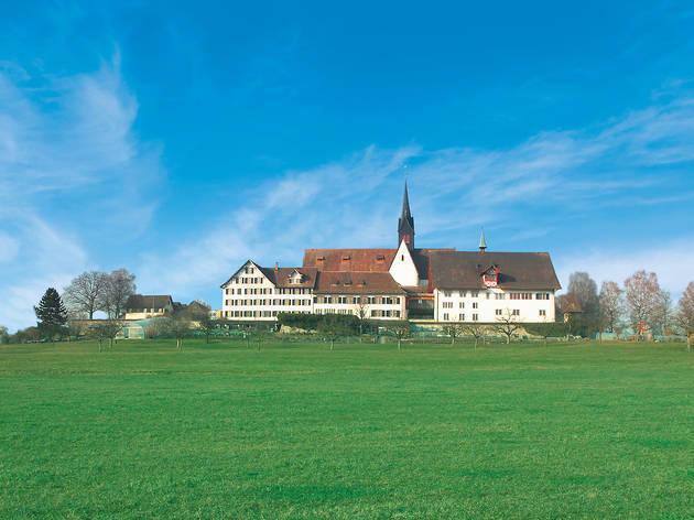 Kappel am Albis, Kloster Kappel