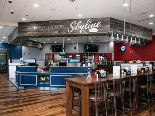 Skyline Chili space