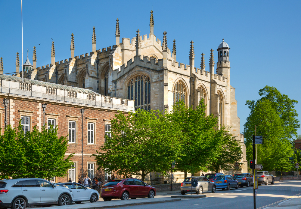 Eton College Chapel, Windsor