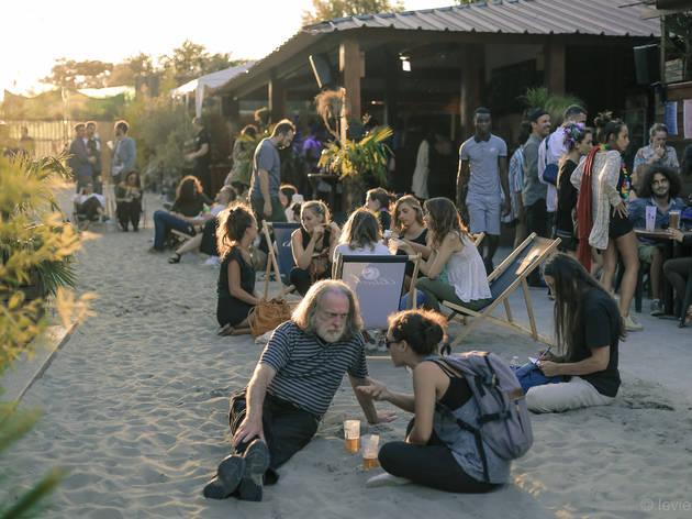 Guinguette à la plage by Time Out & Dure Vie #3