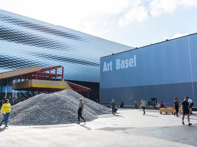 Basliea - Art Basel