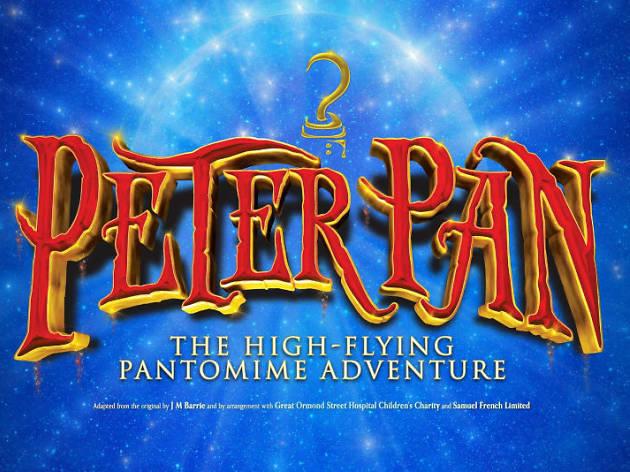 'Peter Pan' at Richmond Theatre 2018
