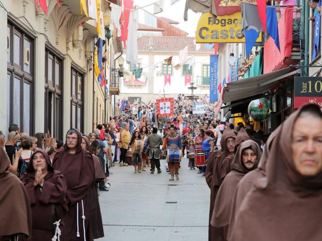 Viagem Medieval em Terras de Santa Maria