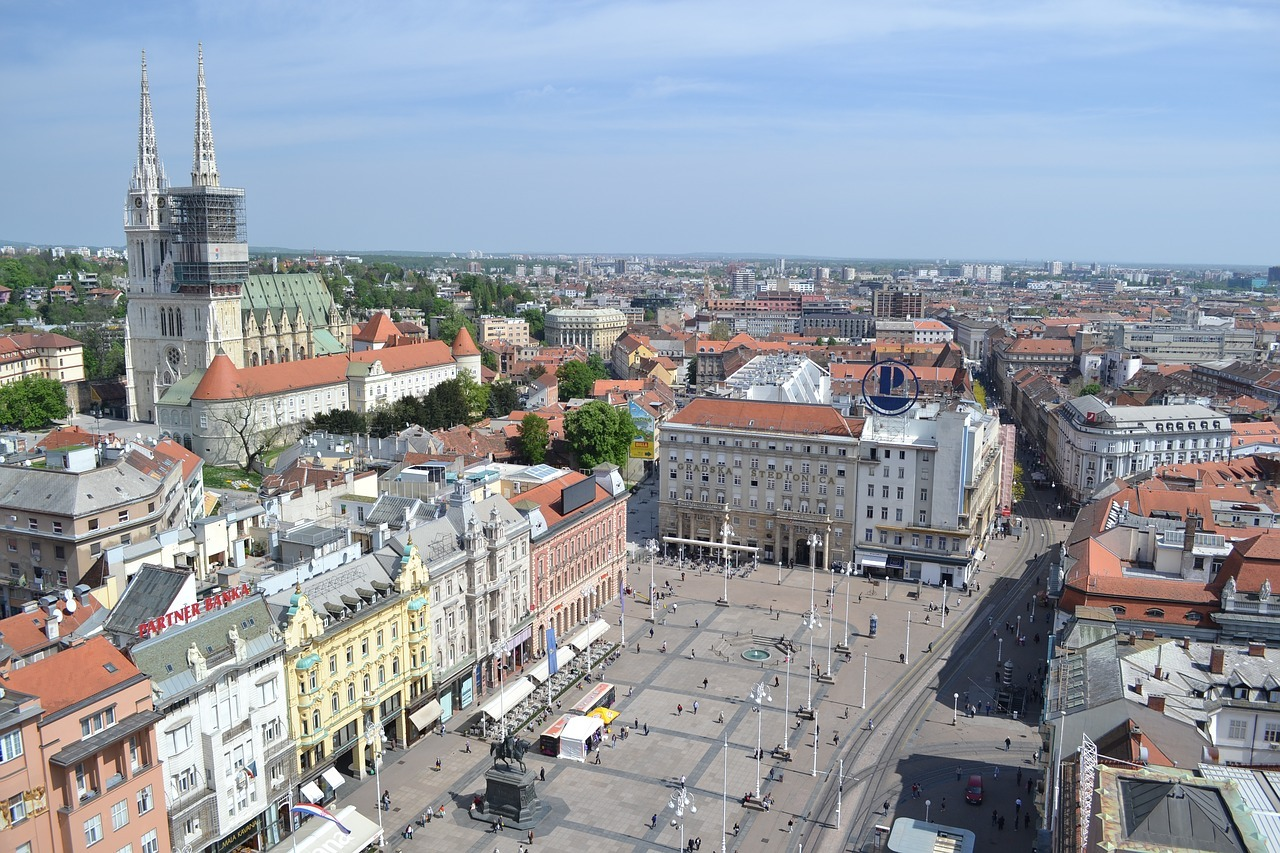 Where to go for retail therapy in Zagreb
