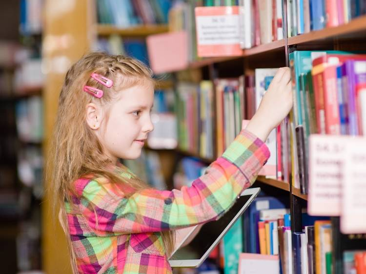 Free after-school programs for kids