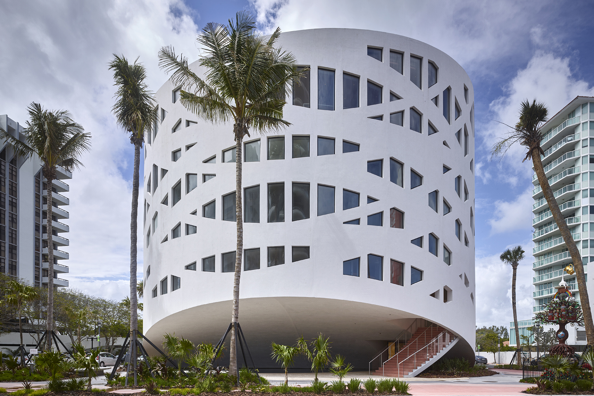 The Faena Art District will throw its own festival during Art Basel