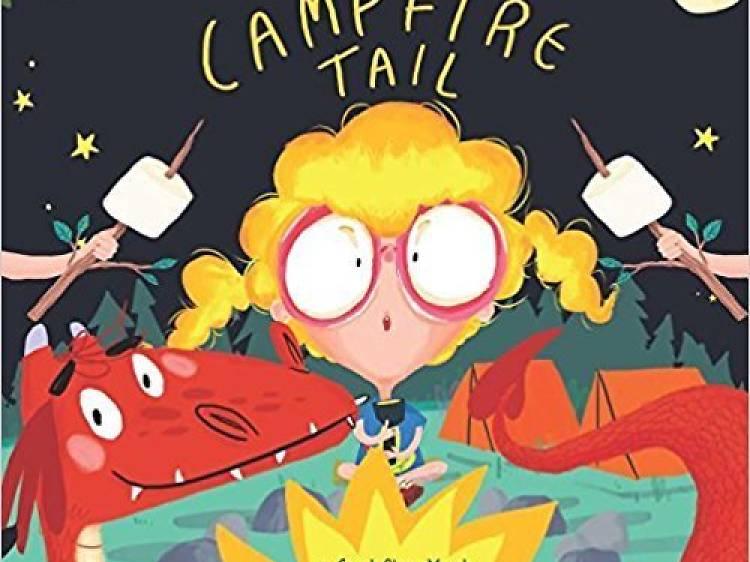 A Campfire Tail by Sarah Glenn Marsh