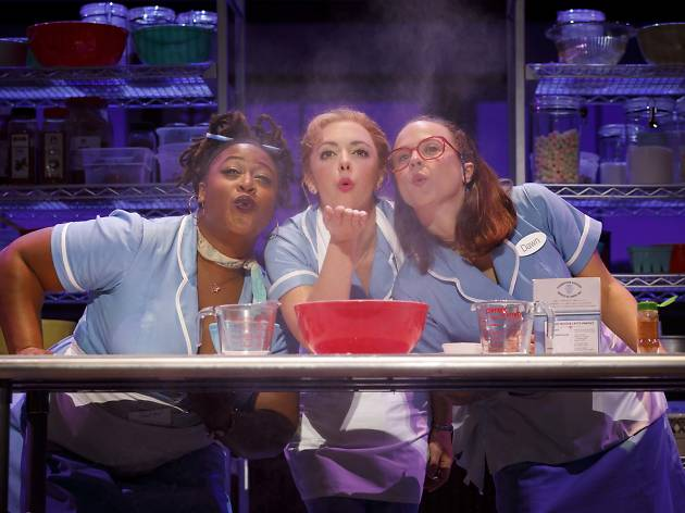 Waitress the Musical Sydney 2018 photo credit: Joan Marcus