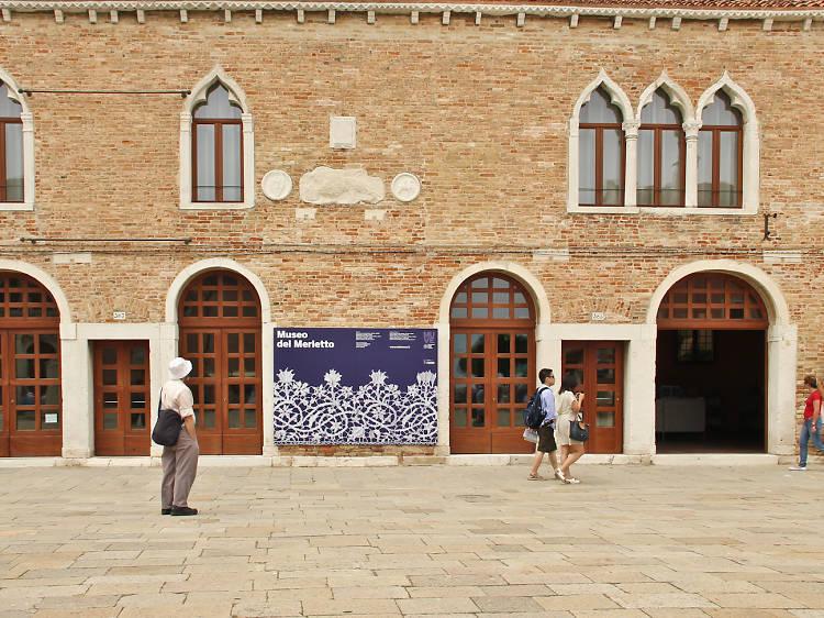 Venice Lace Museum (Museo del Merletto)