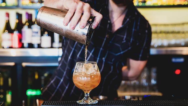 The Duke cocktail