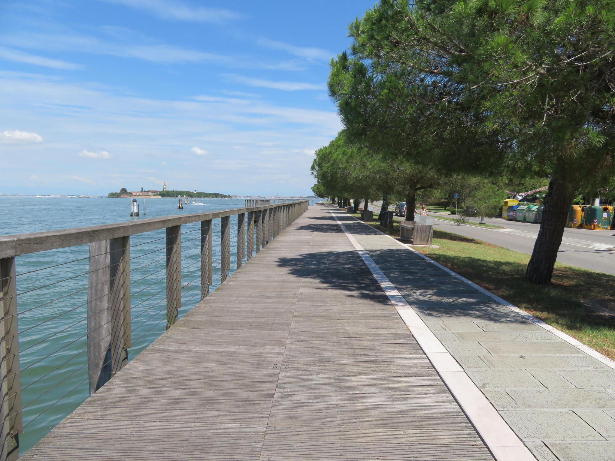 Lido Island, Venice