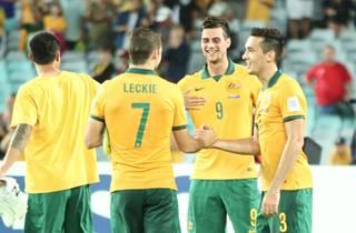 Socceroos Fifa World Cup