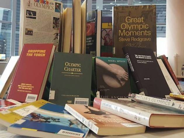 Singapore Sports Hub Library