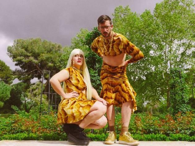 Mandanga verbenera: Jirafa Rey & Lapili 'Glitch Gyals' + Ms Nina + King Jedet + Siria DJ + Sanatruja