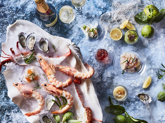 Seafood and Champagne weekends