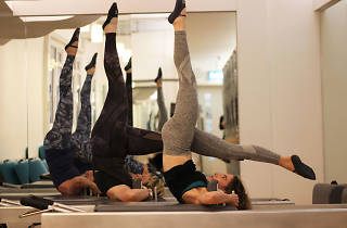 Exhale Pilates London