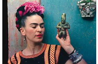 Frida Kahlo: Making Her Self Up review