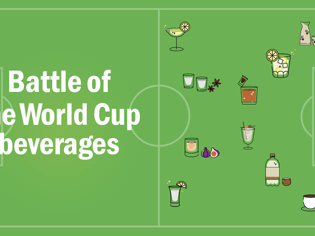 World Cup beverages