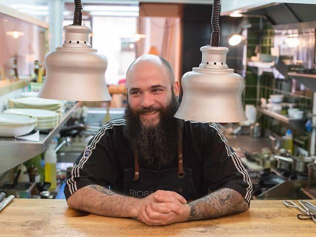 Chef Eduardo Marchesi