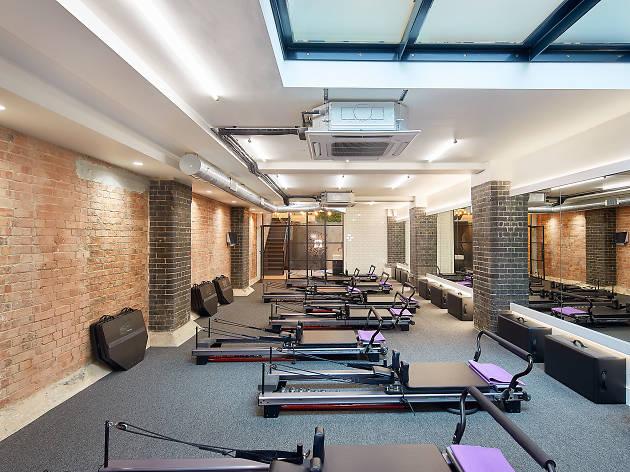Ten Health & Fitness - pilates classes
