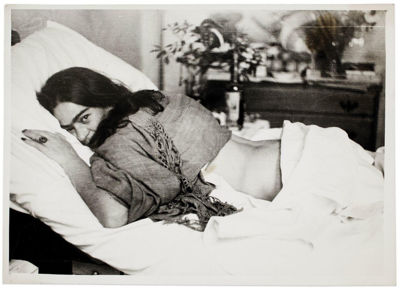 Frida Kahlo - as suas fotografias