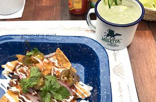nachos Cantina Tradicional
