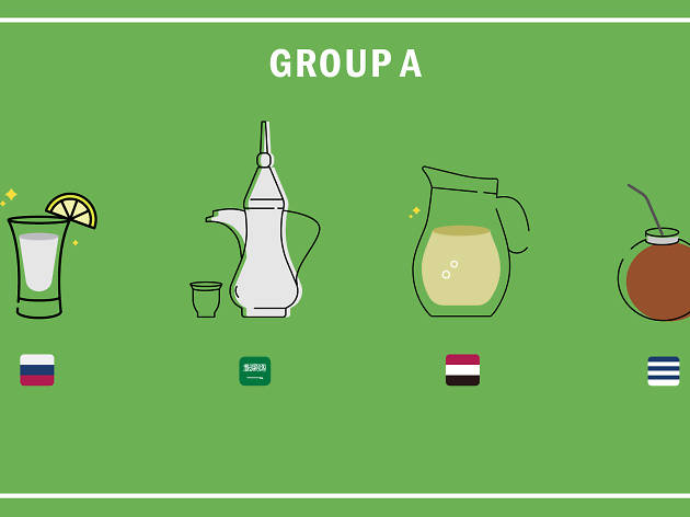 2018 World Cup Group A