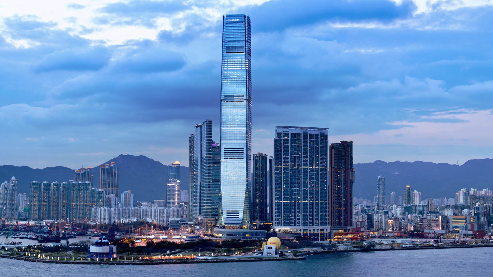 ICC, West Kowloon