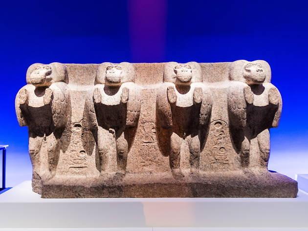 Animales y Faraones CaixaForum