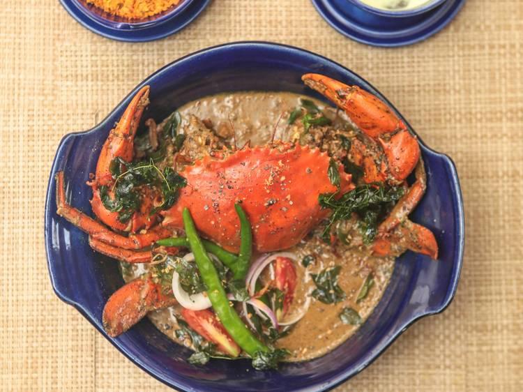 Sri Lankan Seafood Haven