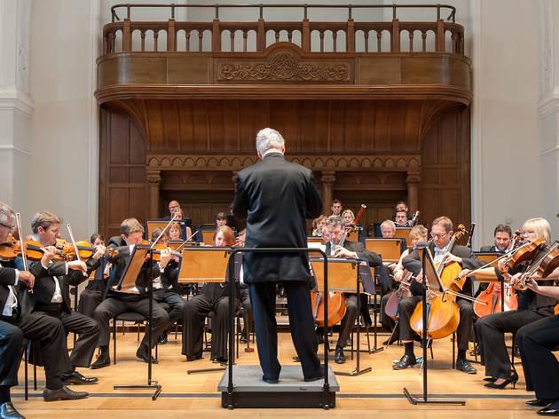 Pinchas Zukerman's Summer Music Festival