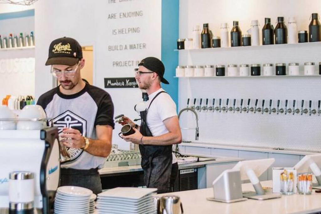 Seattle Coffee Crawl