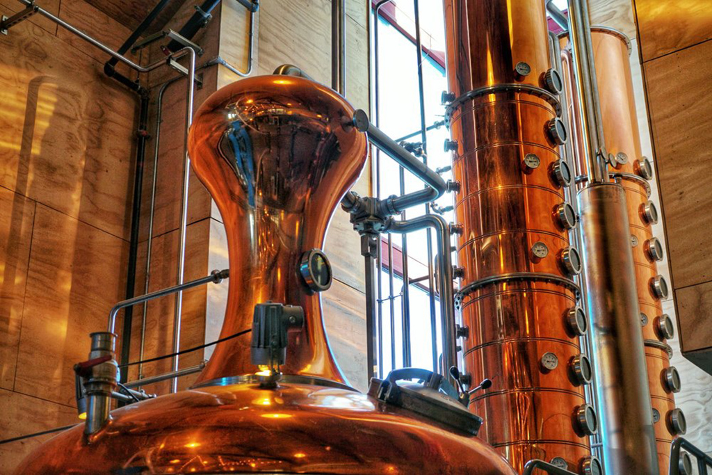 Seattle Distillery Tour