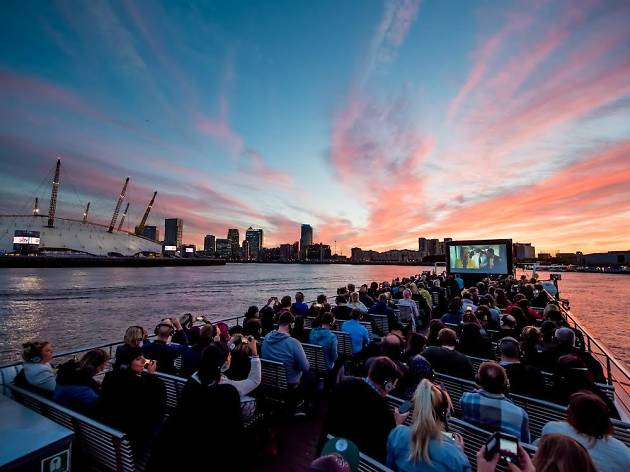 Time Out and City Cruises team up for the Time Out Movie Boat Season