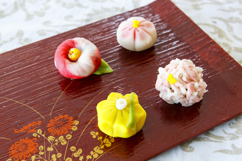 Simply Oishii wagashi