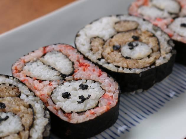 Tokyo Kitchen sushi course