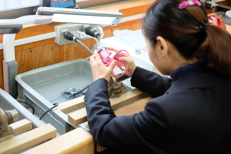 Sumida Edo Kiriko Kan