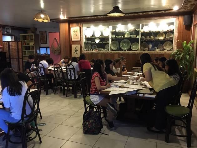 Cebu TTD Abaseria Deli Café, 2018