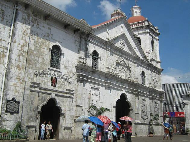 Cebu TTD Basilica del Santo Nino, 2018