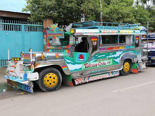 Cebu TTD Jeepney, 2018