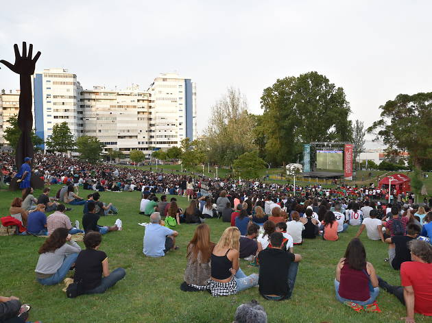 The five best places to watch the World Cup outside in Lisbon