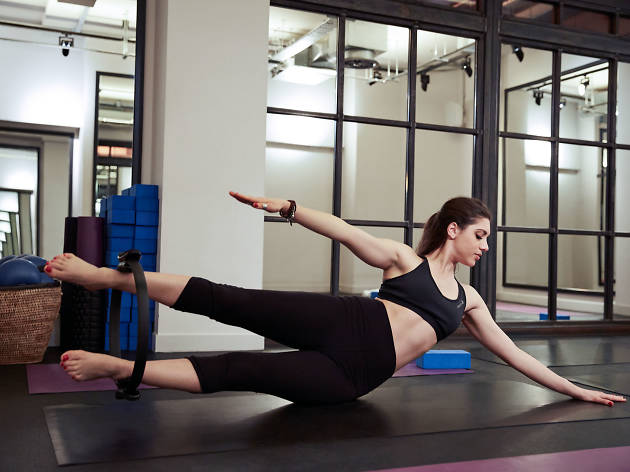 Core Collective pilates classes