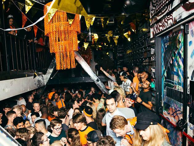 Club NYX, Amsterdam