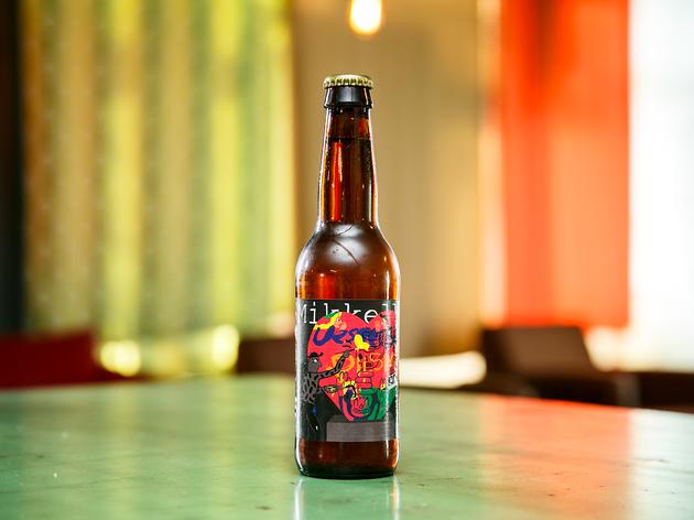 craft beer label