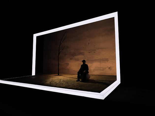 Waiting for Godot, Druid theatre, Edinburgh International Festival