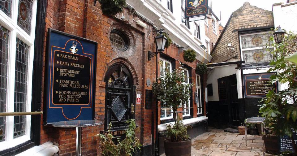 Ye Olde White Heart, Hull
