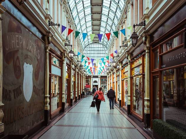 Hepworth Arcade, Hull